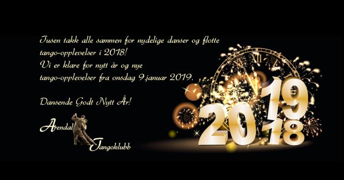 tango Nyttår 2019